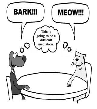Difficult mediation