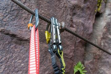 Klettersteig Bandschlinge : Bilder und videos suchen bandschlinge