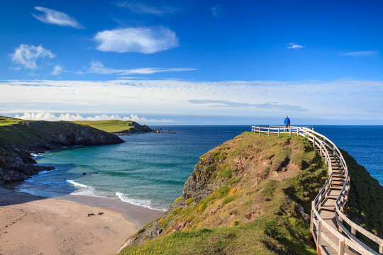 The Lookout, Durness, Scotland, UK