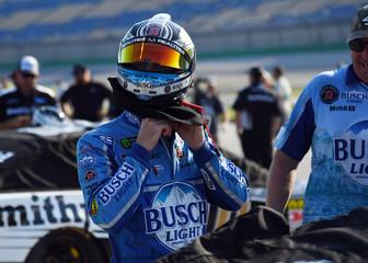 NASCAR: Quaker State 400-Qualifying