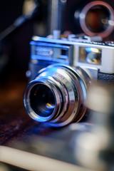Antique Film Camera