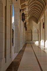 Sultan Qaboos Grand Mosque. Sultanate of Oman