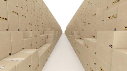 почтовые коробки
