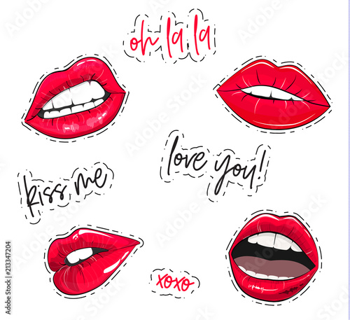 Sexy lips quotes