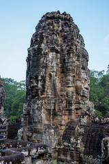 Kambodscha - Angkor - Bayon Temple