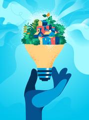 Idee per una società sostenibile
