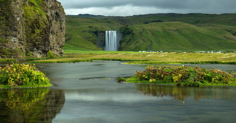 Skogafoss, south of Iceland