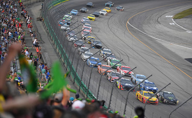 NASCAR: Quaker State 400 presented by Walmart