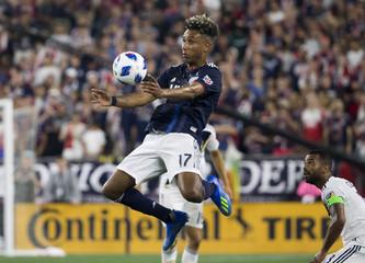 MLS: Los Angeles Galaxy at New England Revolution