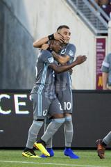 MLS: Real Salt Lake at Minnesota United FC