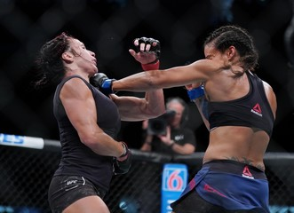 MMA: UFC Fight Night-Boise-Zingano vs Reneau