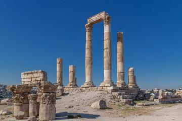 Tempel des Herkules