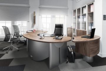 Modernes Chefbüro II