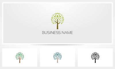 Tree Leaf Logo