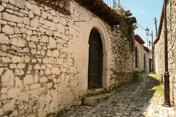 Citadelle de Berat (Albanie)