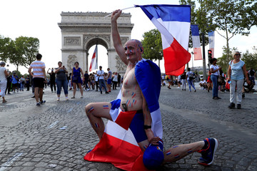Soccer Football - World Cup - Final - France vs Croatia - Paris