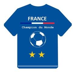 France - Champion du Monde