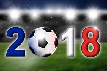 Frankreich Fußball Gewinner 2018