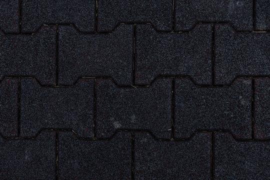 Interlocking Sidwalk Bricks