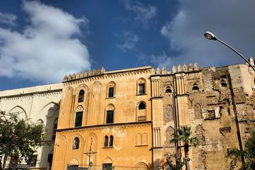 Palazzo Reale, Palermo