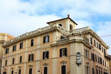 Italienischer Palazzo