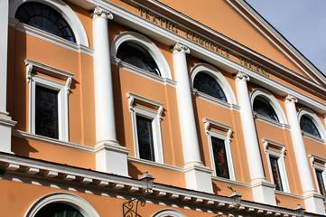 Teatro Comunale Traiano in Civitavecchia