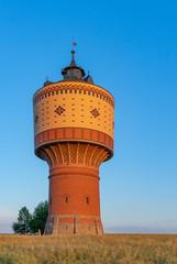 Wasserturm Mittweida, Sachsen