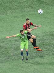 MLS: Seattle Sounders at Atlanta United FC