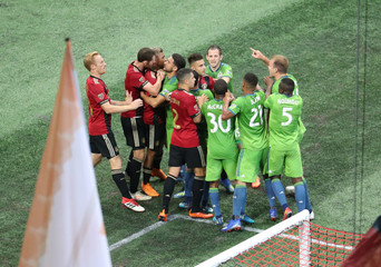 MLS: Seattle Sounders at Atlanta United FC