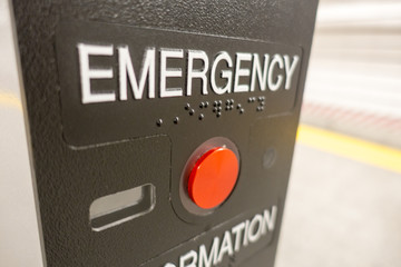 Emergency assistance red button call