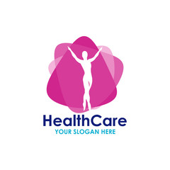Health Care Logo Vector Template Design Illustration