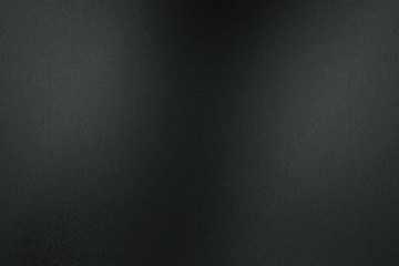 Black rough plastic texture, abstract background