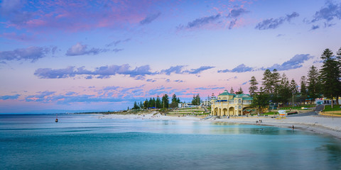 Perth Australia Cottesloe Panorama