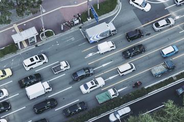 交通道路の風景
