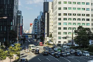 大阪の交通道路
