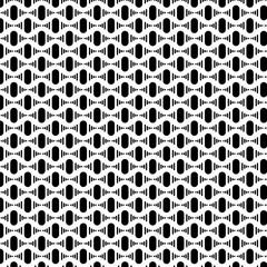 Black pattern
