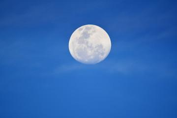 Mond in Südafrika
