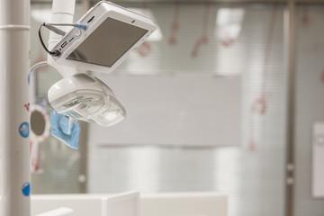 Dental Tools in Odontological office