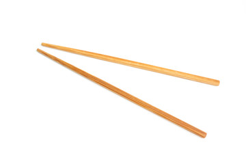 chopsticks tradition chinese japanese on white background