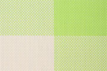 crochet pattern green texture background