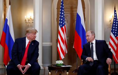 Trump meets with Putin in Helsinki