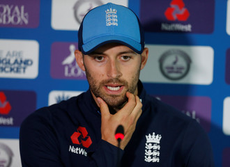 Cricket - England Press Conference