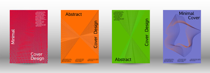 Minimal Vector covers design.
