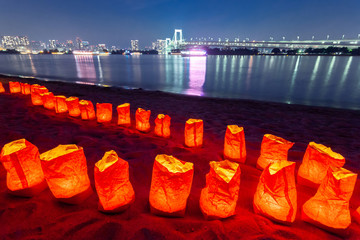 海の灯まつりinお台場