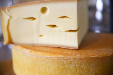 Käse Milchprodukt
