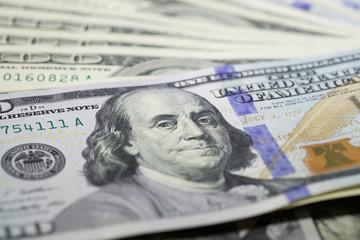 Dollars. Lots of American money