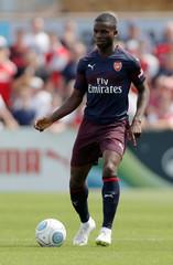 Pre Season Friendly - Boreham Wood v Arsenal