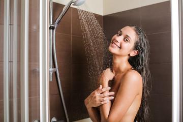 happy shower