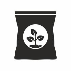 Fertilizer vector icon