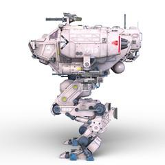 戦闘ロボット